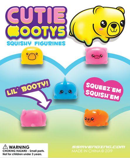 Cutie-Bootys