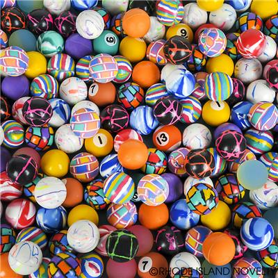 Fun Assorted Bounce Balls