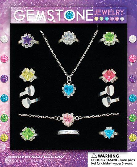 Gemstones-Display