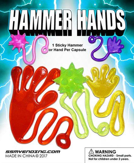 Hammer-Hands