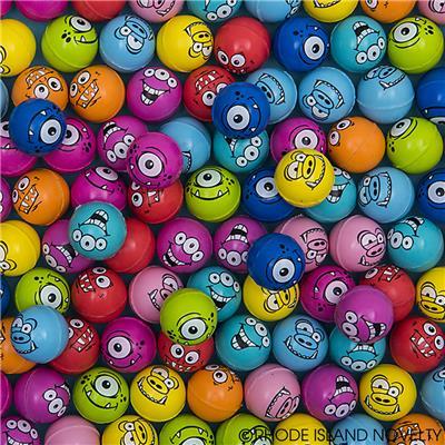 Monster Bounce Balls